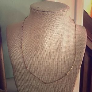 *2 FOR $20* Vintage Monet Gold Chain Necklace